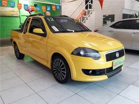 Fiat Strada 1.8 Mpi Sporting Ce 16v Flex 2p Manual