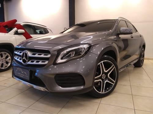 Mercedes Bens Gla 250 2.0 Cgi Sport 2018 Com 34.900 Km