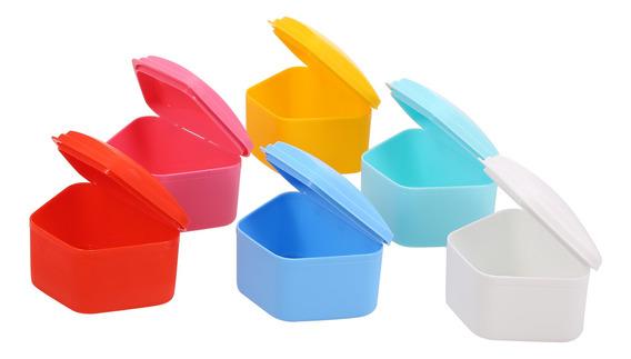 Caja De Baño Para Dentaduras Postizas Caja De Dientes