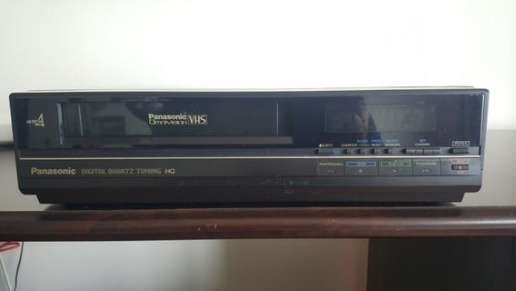 Video Cassete Panasonic Omnivision Hq Hi-tech4