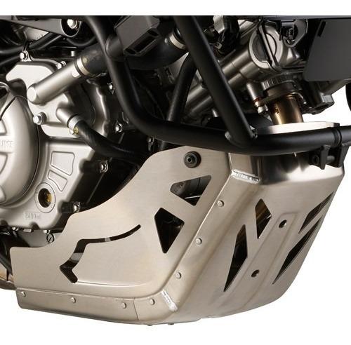 Quilla Cubrecarter Aluminio Kappa: Suzuki Vstrom 650 Abs/ Xt