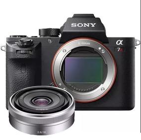 Câmera Sony Alpha A7r Ii - Full-frame + Lente 16 Mm 2.8
