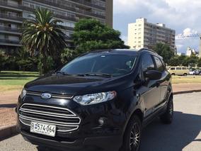 Vendo O Permuto Ford Ecosport, Único Dueño, Muy Cuidada