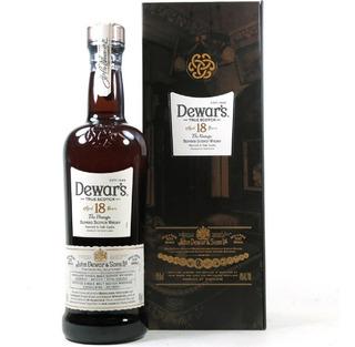 Whisky Dewars 18 Años De Litro C/estuche