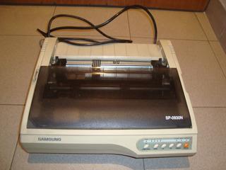 Impresora Samsung Sp-0930 (similar Epson Lx-300)