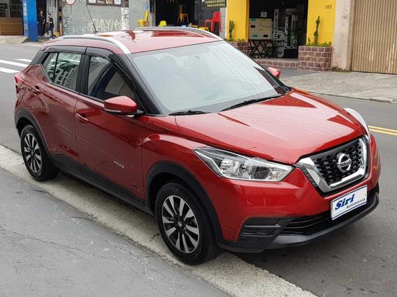 Nissan Kicks 1.6 Flex S 4p Xtronic- 2018 Automático
