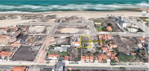 Terreno À Venda, 1000 M² Por R$ 400.000,00 - Vicente Pinzon - Fortaleza/ce - Te0153