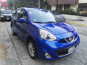 Nissan March 20% Eng. 12 A 48 Meses