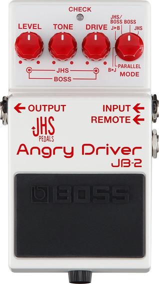 Pedal Boss Para Guitarra Angry Driver Jb-2 Promoção! Oferta!
