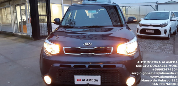 Kia Soul 2016 Automatico