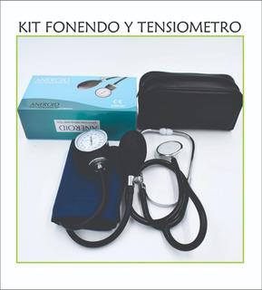 Kit Tensiómetro Y Fonendo