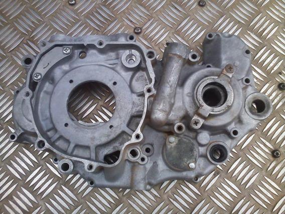 Carcaça Do Motor Suzuki Drz400 Lado Esquerdo