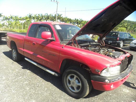 Sucata Dodge Dakota 3.9 V6 Sport Cab. Estendida 2p