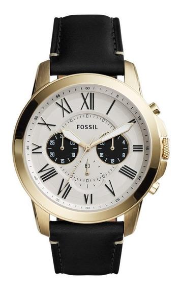 Relógio Fossil Masculino Grant Fs5272 Rev. Autorizada ( Nfe)