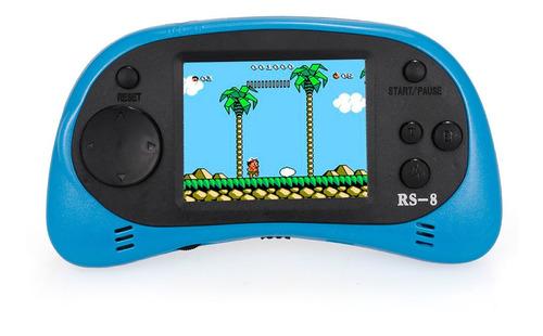 Pocket Handheld Video Game Console 2.5in Jogador Portátil