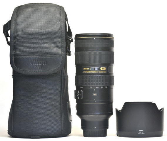 Objetiva Nikon 70-200mm 2.8 Vr Ii Us20221564 Seminova