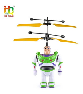 Mini Drone Buzzer Con Sensor Automático Pila Recargable
