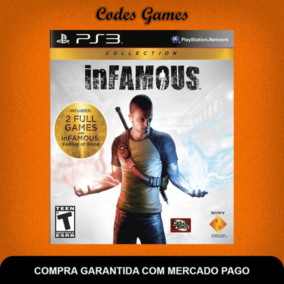 Infamous Collection - 1, 2 E Festival Of Blood -