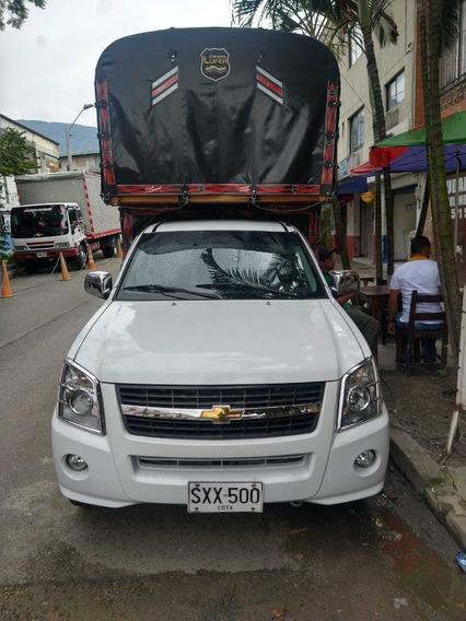Camioneta Luv Dmax Perfecta Para Trabajar