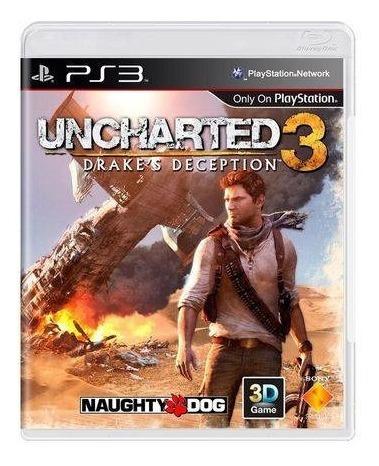 Frete Gratis - Uncharted 3: Drake
