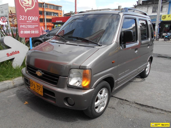 Chevrolet Wagon R Plus 1.2