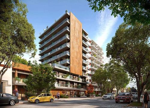 Espectacular Apartamento Con Hermosa Terraza En Exclusivo Edificio