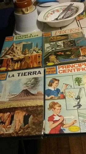 Enciclopedia Como Y Por Que. Varios Volumenes...