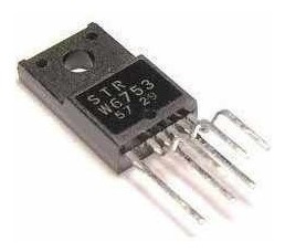 Regulador Strw6753 Str W6753