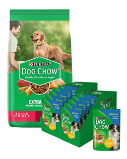 Dog Chow Adulto Mediano Grande X 21 Kg