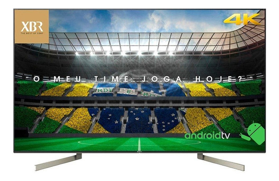 Smart Tv Led 55 Sony Xbr55x905f 4k Hdr Android Wi-fi 4 Hdmi