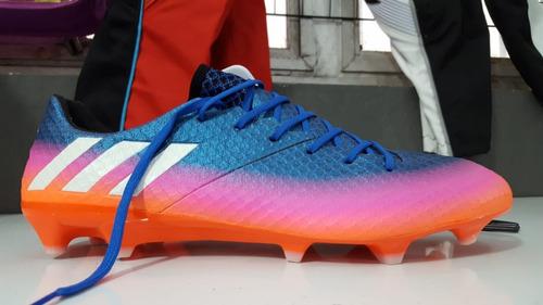 e133cb388bab4 Chuteira Adidas Messi 16.1 - Chuteiras Adidas de Campo para Adultos ...