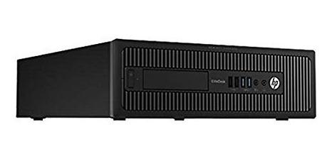 Micro Hp Prodesk 800 / I7-4770 3.4 Ghz / 8gb / Ssd 240 Gb