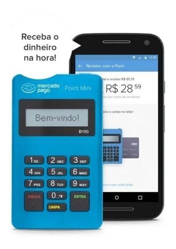 Maquininha Point Mini - Máquina De Cartão Do Mercado Pago