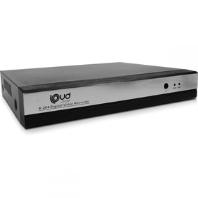 Dvr Loud Stand Alone 4 Canais Ld0410