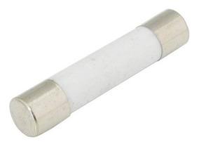 100 * Fusível Cerâmico 15a 250v 6x30mm Para Microondas