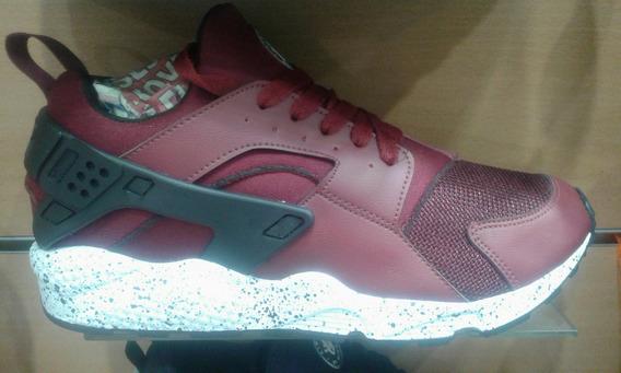 Calzado Deportivos Nike Air Huarache Zapatos Unisex Oferta!!