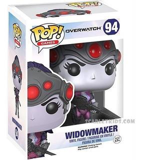 Funko Pop! Overwatch Widowmaker 94 Original Scarlet Kids