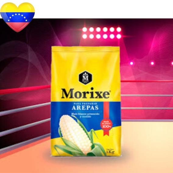 Harina Morixe De Maiz 1 Kilo Venezuela Arepas Tequeños