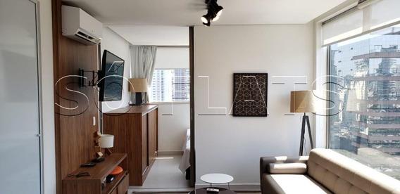 Residencial Tipo Studio, Novo, Próximo Ao Shopping Vl Olímpia, Jk Iguatemi, Pq Do Povo E Faria Lima - Sf27947