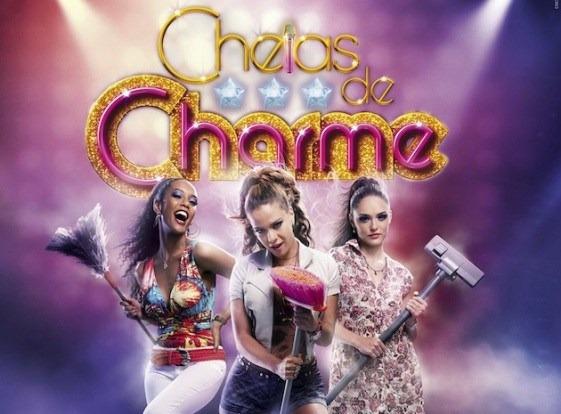 Novela Cheias De Charme Completa Em 29 Dvds! Frete Grátis!