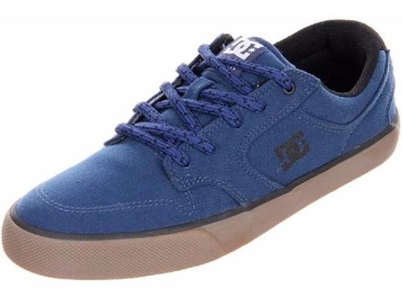Tenis Dc Shoes Nyjah Blue Frete Gratis Parc S/ Juros