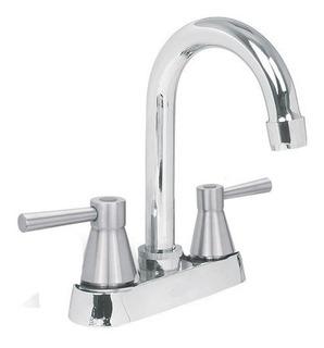 Llave Mezcladora De Agua Para Lavabo 4