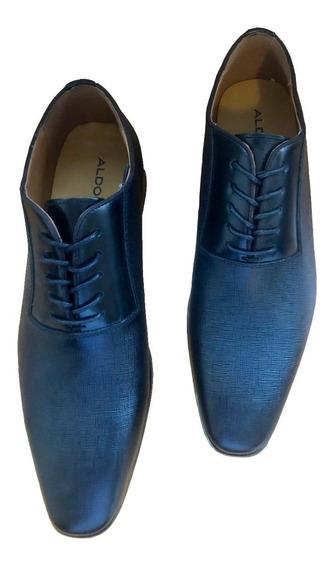 Zapatos Formales Hombre Aldo Nuevos Talle 43 Cuero