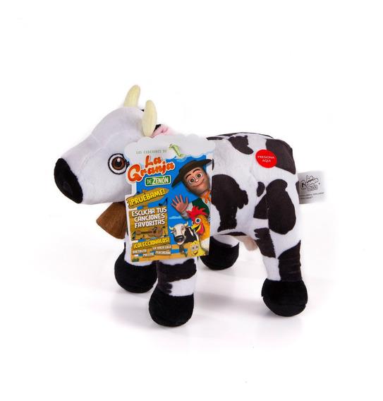 Vaca Lola Peluche Musical 20 Cm La Granja De Zenon Ax Toys