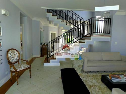 Imagem 1 de 30 de Casa Com 3 Dormitórios À Venda, 262 M² Por R$ 1.400.000,00 - Urbanova - São José Dos Campos/sp - Ca1014
