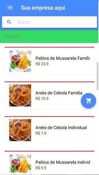 Sistema De Delivery Online. Programa Web, Mobile E App.