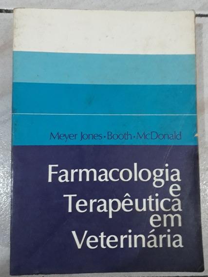 Farmacologia E Terapeutica Em Veterinaria Jones/booth/mcdona