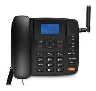 Celular De Mesa Re504 Rural 3g Telefone Voz E Dados Oferta