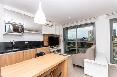 Studio Com 1 Dormitório Para Alugar, 41 M² Por R$ 1.400/mês - Rebouças - Curitiba/pr - St1137