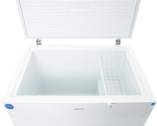 Congelador 7 Pies Doble Accion Horizontal Nisato Mnch-76ml